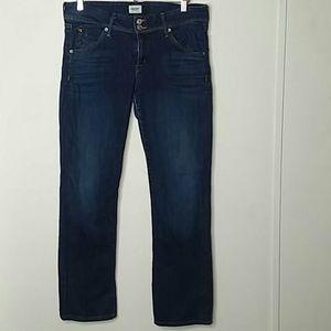 Hudson Low-rise Jeans Sz. 31
